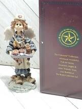 "1997 Boyds Bears Folkstone collection ""angel of nurses"" #28240 nursing figure - $10.00"