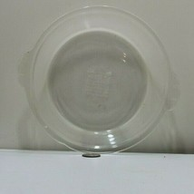 Vintage Pyrex clear glass bowl small 20oz 019 baking dish casserole pan - $5.28