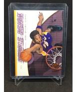 Kobe Bryant 2000-01 Upper Deck Game Jersey Edition Purple Reign #435 NM-MT - $5.90
