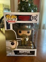 New Funko POP Hopper 512 Stranger Things 512 - $19.00