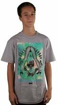 DGK Enter At Your Own Risk Gray Or Black Stripper Skater T-Shirt Graphic Tee image 1