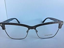 New Tom Ford TF 536420 Silver 53mm Women's Eyeglasses Frame  - $189.99