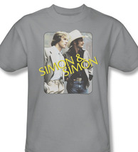 Nbc308 at simon and simon gray tee tv series 1980 s rick and a thumb200