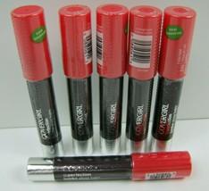 Covergirl Lip Perfection Jumbo Gloss Balm #245 Ruby Twist Lot of 6 New Sealed  - $15.83