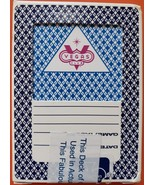 Vegas Club Used in Actual Play Aristocrat Club Special Playing Cards - $6.95