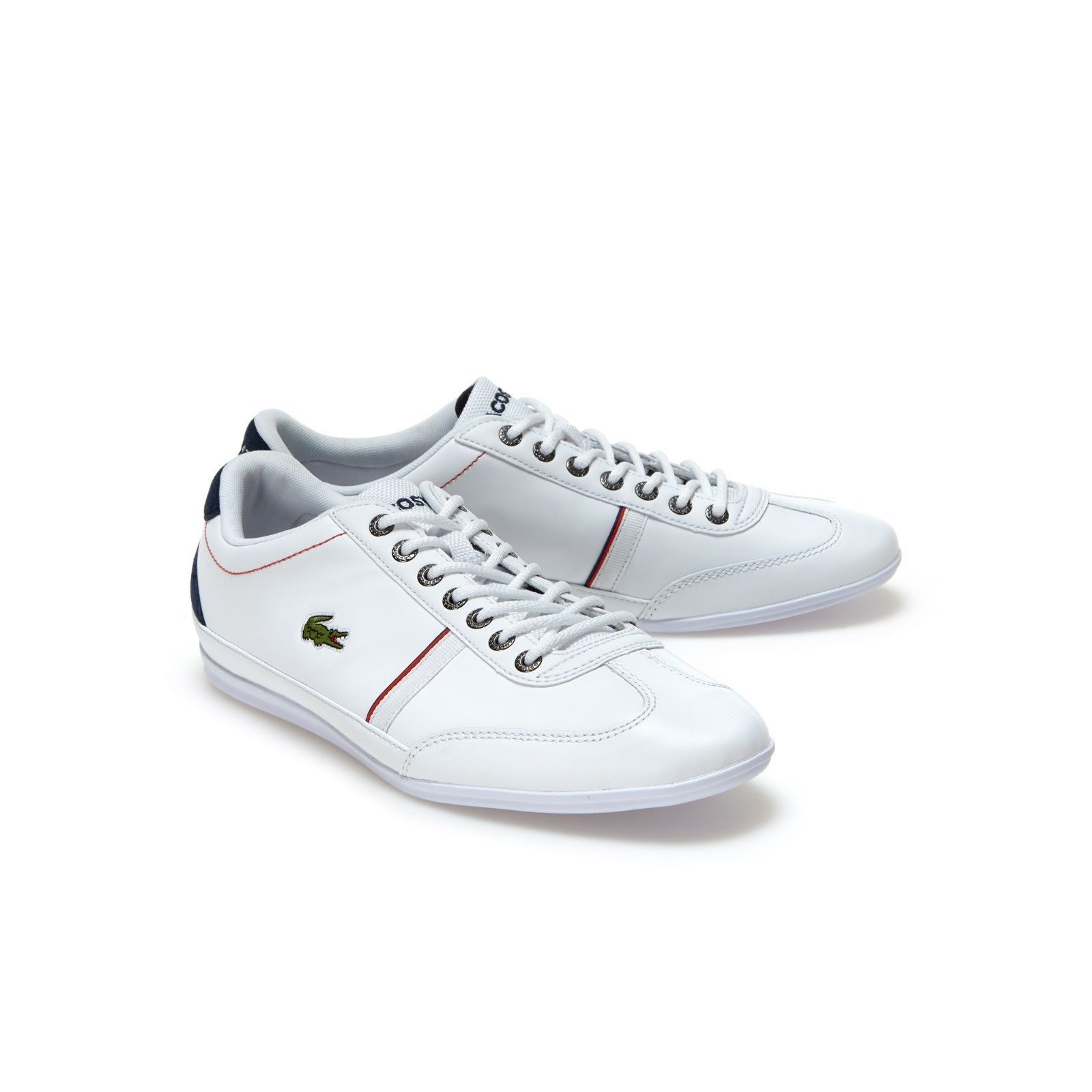 d3cc1ff820888b Size 13 LACOSTE Leather Mens Sneaker Shoe! and 50 similar items