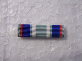AIR FORCE AIR & SPACE CAMPAIGN MEDAL RIBBON BAR:K7 - $5.60