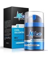 Men Cool Oil Control Deep Moisturizing Face Skin Cream Anti-Aging Anti W... - $9.85