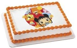 Ni Hao Kai-Lan & Friends Edible Cake Topper - $6.88