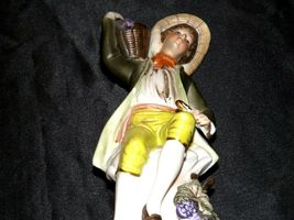 Figurine of a Young Man HOMCO 1258 AA19-1620 Vintage image 7