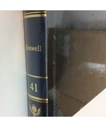 Britannica Great Books Of The Western World 1993 Volume 41 Boswell Sealed - $18.69