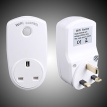 WiFi Smart Plug Remote Control Outlet for Home Appliances No Hub Required - £29.14 GBP