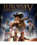 Europa Universalis IV PC Steam Key NEW Download 4 Game Fast Region Free - $16.46