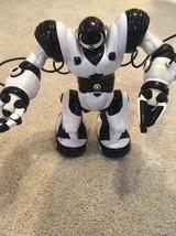 "WowWee  Robosapien x, 14"" Humanoid Robot - White - $65.44"