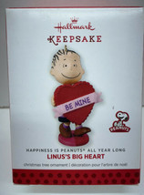Hallmark Keepsake - Linus's Big Heart - Peanuts - 12 Months of Fun #7 NE... - $7.87