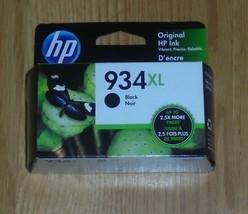 Genuine HP 934XL Black C2P23AN Ink Cartridge New 2022   934 XL - $28.04