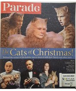 The Cats of Christmas @ Parade Magazine Dec 15 2019 - $2.95