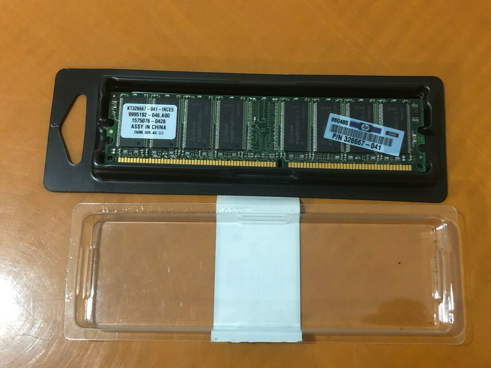 Primary image for Kingston KT326667-041-INCE5 256MB DDR 400 CL3 P/N 326667-041 Memory RAM