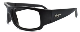 Maui Jim MJ266-02MR World Cup Sunglasses Matte Black Wraparound FRAME ONLY - $48.11