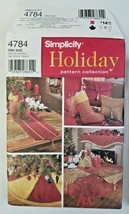 Simplicity Holiday Pattern Collection 4784 One Size - $12.86
