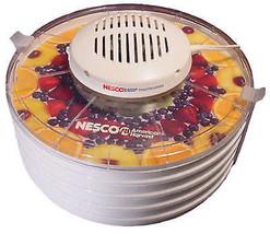 400-Watt 4-Shelf Snackmaster Food Dehydrator - £48.42 GBP