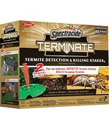 Spectracide Terminate Termite Detection & Killing Stakes, 15 ct - $44.35