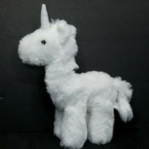 "Manhattan Toy Company Sparkle Unicorn Plush White Stuffed Glittery Horn 11"" - $19.79"