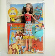 My Scene Jammin' In Jamaica Chelsea Doll 1st edition DVD New 2003 No.C1222 NRFB - $34.64