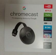 Google Chromecast 2nd Generation Digital HD Media Streamer - $34.15