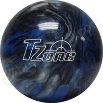 Brunswick TZone Indigo Swirl Bowling Ball 12-Pounds