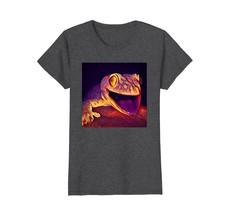 Cool Abstract Tokay Gecko T-Shirt - $19.99+