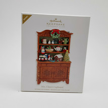 Hallmark Mrs. Claus's Cupboard Repaint Christmas Ornament 2012 - $76.63