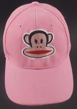 Paul Frank Logo Red Mango Pink Strapback Cap Hat - $10.88