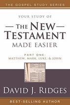 The New Testament Made Easier Part 1 (Gospel Studies (Cedar Fort)) [Pape... - $6.00