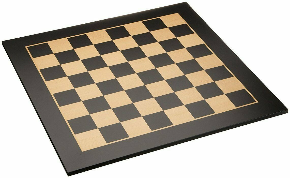 "Professional Tournament Wooden chess board Berlin  55 mm - 2,17"" - $81.68"