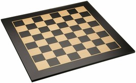"Professional Tournament Wooden chess board Berlin  55 mm - 2,17"" - $81.68"
