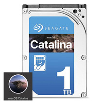 *Catalina* Macbook Pro a1278 MD101LL/A Upgrade 1TB SSHD solid state hybr... - $123.75