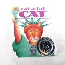 Rat-A-Tat Cat Card Game Gamewright - $9.99
