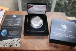 2019 Apollo 11 50th Anniversary Commemorative Coin - $79.20
