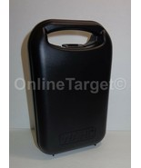 Wahl Clipper Case Travel Holder Deluxe Chrome Color Pro Home Barber 7930... - $17.00