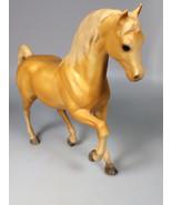 Breyer Arabian Horse toy horse figure Vtg jumbo equestrian cake topper - $18.30