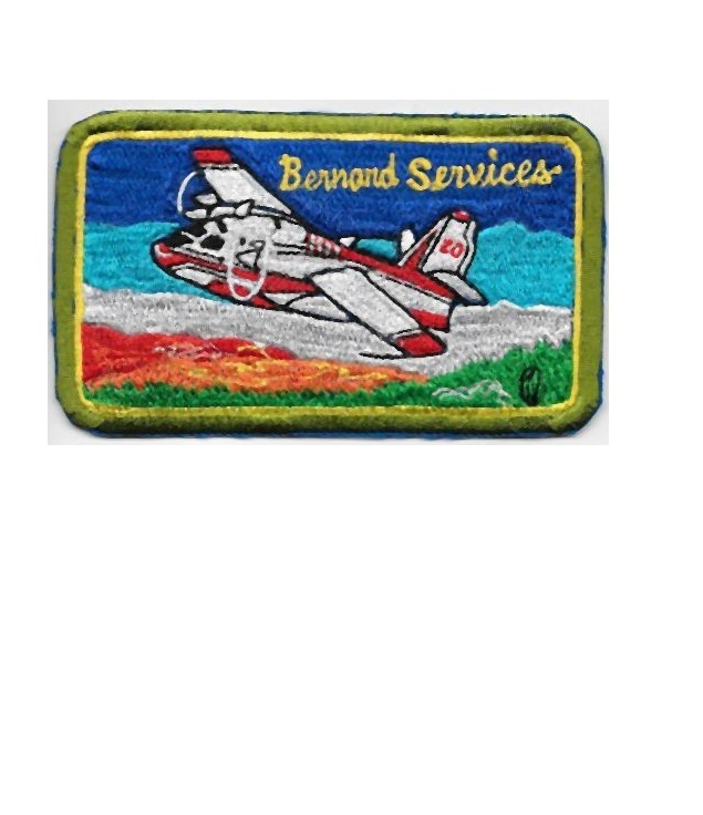 Civile air attack fire crew france water bomber airbase marignane tracker pilot 3 x 4.75 in 9.99
