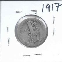 Nice 1917 Mercury Dime 90% Silver-FREE SHIPPING - $4.95