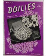 Doilies Book No. 184 The Spool Cotton Company - $2.99