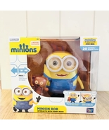 Disney Pixar Thinkway Toys Despicable Me Minion Bob with Teddy bear - $92.00