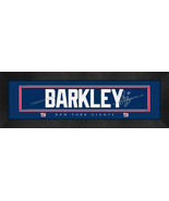 Saquon Barkley New York Giants Signature Nameplate 8x24 Stitched Jersey ... - $39.95