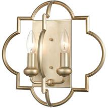 Elk Lighting 31799/2 Wall Sconces Aged Siler Steel Chandette - $218.00