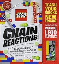 Klutz LEGO Chain Reactions Craft Kit - $52.97