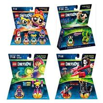Koolstuff Exclusives Lego Dimensions Ultimate Girl Hero 4-Pack Bundle - ... - $49.99