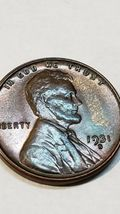 1931S Lincoln Wheat Cent Nice Looking Key Date Coin Lot V 102 image 4